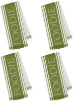 Foodie Dish Towels (Set of 4)