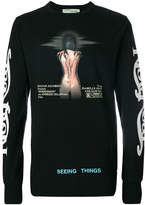 Off-White movie long sleeve T-shirt