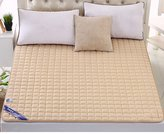 LLSVSDF mttress double ttmi mttress protector thin non-slip bed mt pdded bedroom mt is