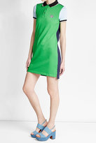 Kenzo Cotton Polo Shirt Dress
