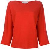 Fabiana Filippi wide neck sweatshirt