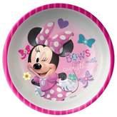 Disney Zak! Designs Minnie Mouse Kid's Bowl