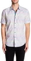 Robert Graham Mid Hills Classic Fit Short Sleeve Shirt