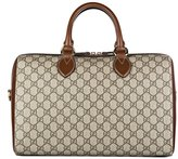 Gucci women's handbag barrel bag purse