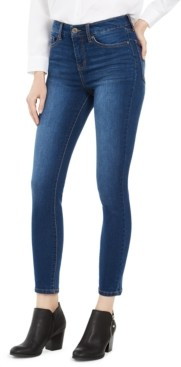Style&Co. Style & Co High-Rise Ankle Skinny Jeans, Created for Macy's
