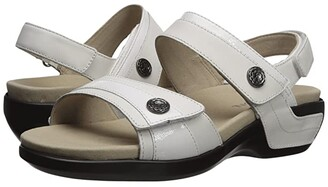 Aravon Katherine-AR (White) Women's Sandals