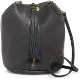 Hobo Timber Leather Shoulder Bag