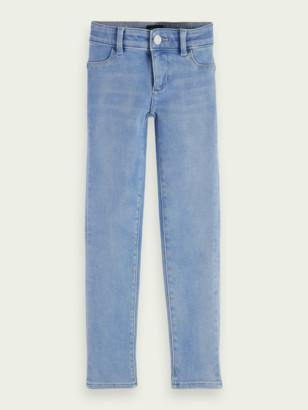 Scotch & Soda La Milou - Blue Reef Super skinny fit jeans | Girls