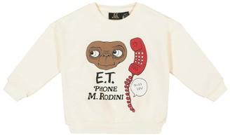 Mini Rodini x Universal cotton sweatshirt