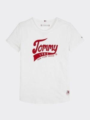 Tommy Hilfiger 1985 Graphic Organic Cotton T-Shirt