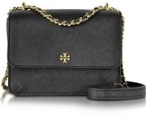 Tory Burch Robinson Saffiano Leather Mini Shoulder Bag