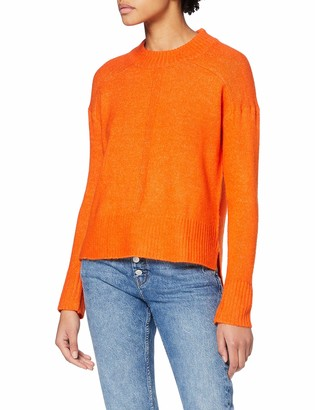 Dorothy Perkins Women's Orange Op Ldin Stephem Cardigan Sweater 20