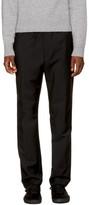 Acne Studios Black Ari Trousers