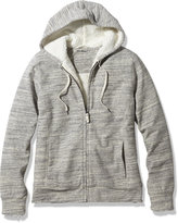 L.L. Bean Ultrasoft Sherpa-Lined Hoodie, Space-Dyed