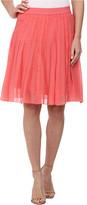 Nic+Zoe Drifty Mesh Skirt