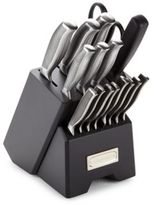 Cuisinart Classic Impressions Stainless Steel 17-Piece Block Set