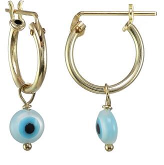 Kozakh Ellie Huggie Hoop Drop Earrings