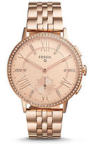 Fossil Q Gazer Stainless Steel Analog Hybrid Smart Watch