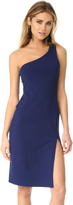 Susana Monaco Stella One Shoulder Dress