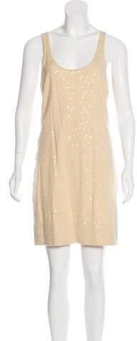 Minnie Rose Sequined Mini Dress w/ Tags