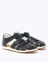 Marks and Spencer Kids' Leather Sandals (4 Small - 12 Small)