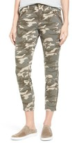 Jag Jeans Women's Ryan Camo Skinny Pants