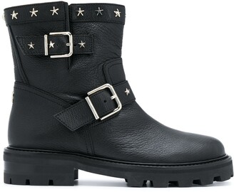 Jimmy Choo Youth ankle boots