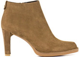 Stuart Weitzman Afterall Ankle Boot On A Small Platform