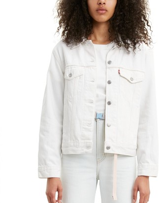 Levi's Women's Ex-Boyfriend Denim Jacket