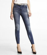 Express High Rise Ankle Jean Legging