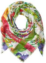 Polo Ralph Lauren Botanical Square Scarf Scarves