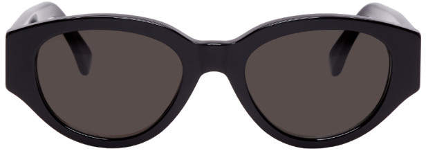 Super Black Drew Mama Sunglasses