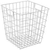 Room Essentials Wire Basket - White