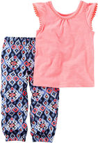 Carter's 2-pc. Pant SetGirls