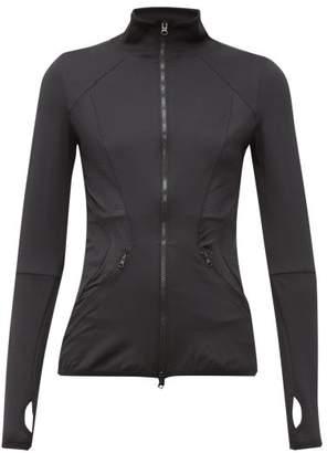 adidas by Stella McCartney Performance Essentials Climalite Jacket - Womens - Black