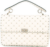 Valentino Garavani Valentino Rockstud Spike crossbody bag - women - metal/Calf Leather - One Size