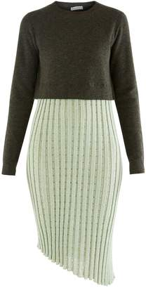 J.W.Anderson Two material dress