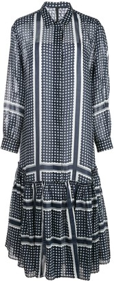Sara Lanzi Relaxed Shirt Dress