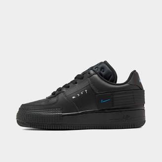 Nike Boys' Big Kids' Force 1 Type Casual Shoes