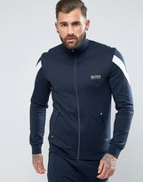 Boss By Hugo Boss Jacket With Zip Through