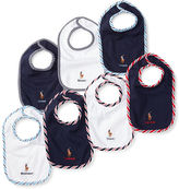 Ralph Lauren Boy Days-Of-The-Week Bib Set