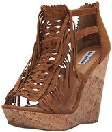 Not Rated Women's Honey Buns Wedge Sandal