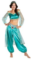 BuySeasons Disney Girls' Princess Jasmine Fab Prestige Costume Medium