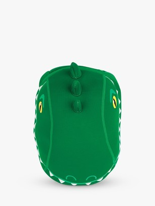 Sunnylife Sunnykids Children's Crocodile Backpack, Green