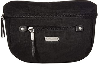 Baggallini New Classic Sightseer Waist Pack Bag (Black) Bags