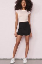 Garage Bodycon Miniskirt