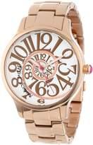 Betsey Johnson Women's BJ00040-14 Analog Optical Dial Watch