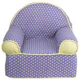 Cotton Tale Designs Baby's 1st Chair, Periwinkle by