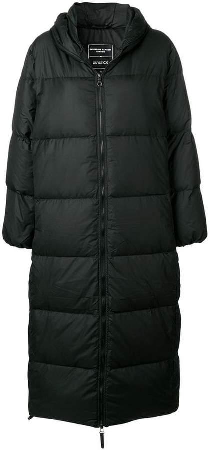 Duvetica oversized padded coat