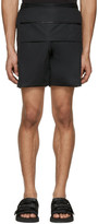 Cottweiler Black Hotel Shorts